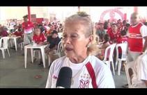 Torcedores do Sergipe participam de Bingo em comemoração aos 107 anos do clube