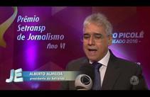 Jornalistas da TV Atalaia conquistam 4 prêmios do Prêmio Setransp
