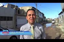 Moradores do Jardim Bahia ainda sofrem com as consequências das chuvas