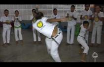 Projeto muda vida de crianças através da capoeira em São Cristóvão