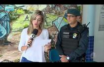 Quase mil policiais participam da Operação Tiradentes em Sergipe