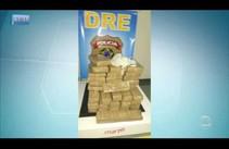 PF apreende 16,5 kg de cocaína e 14 kg de maconha em Simão Dias