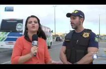 Policia Rodoviária Federal atua em Operação Carnaval