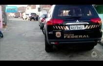 Operação da Polícia Federal em Socorro