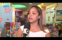Inmetro fiscaliza brinquedos comercializados no centro de Aracaju