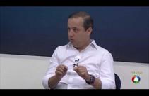 Candidato Valadares Filho participa de entrevista na TV Atalaia