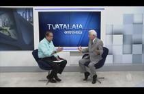 Apresentador Gilvan Fontes - TV Atalaia Entrevista - Bloco 01