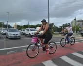 No dia do ciclista, adeptos valorizam a prática e cobram respeito no trânsito