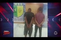 Dois adolescentes são apreendidos por prática de assaltos em Lagarto