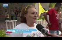 Assistidos da Avosos participam de festa de carnaval