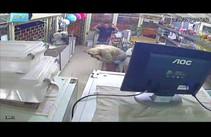Quiosque é assaltado no bairro Sol Nascente