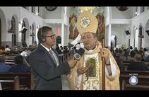Procissão e missa de Nossa Senhora Auxiliadora