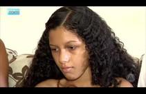 Menina com doença rara precisa realizar exames