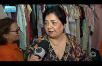 Voluntários da AMO realizam Bazar Solidário de Natal