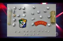 Polícia Militar apreende drogas em Boquim