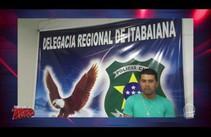 Preso suspeito de realizar assaltos em Itabaiana