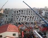 Sobe para 23 o número de mortos em terremoto em Taiwan