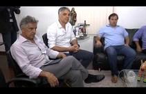 Deputado federal Rodrigo Maia pede apoio ao Governador Jackson Barreto