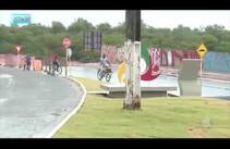 Vídeo mostra momento exato do grave acidente no Bairro Porto Danta