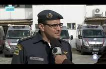 Polícia Militar acompanha manifestações da Greve Geral