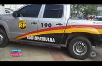 Polícia recupera moto tomada de assalto