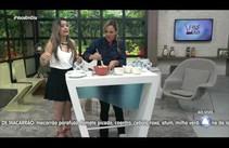 Culinária em Dia: salada de macarrão