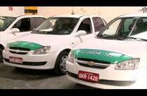 Assaltos assustam taxistas que trabalham no sistema de lotação