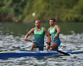 Isaquias Queiroz e Erlon de Souza conquistam medalha de prata para o Brasil na canoagem velocidade