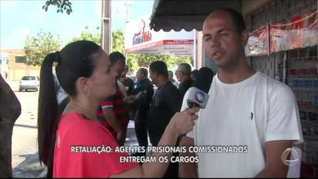 Balanço Geral Sergipe – Agente prisionais comissionados ...