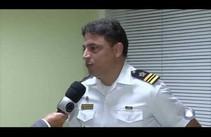 Subcomandante da Capitania dos Portos sugere prudência diante das intensas chuvas