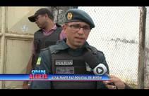 Ação da polícia resgata policial feito refém e prende acusado