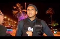 Comerciantes da Orla de Atalaia reclamam da falta de segurança na região