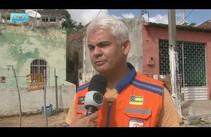 Defesa Civil visita áreas de risco de Aracaju
