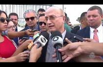 Ministro da Justiça participa da inauguração da Cadeia de Areia Branca e fala da Operação da PF