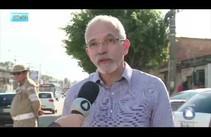 Prefeito Edvaldo Nogueira fala sobre situação da Avenida Euclides Figueiredo