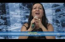 Núbia Faro canta no Tolerância Zero!