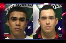 Preso jovem suspeito de assaltos em Itabaiana