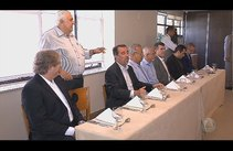 Presidente da Caixa, Gilberto Occhi, apresenta investimentos para Sergipe