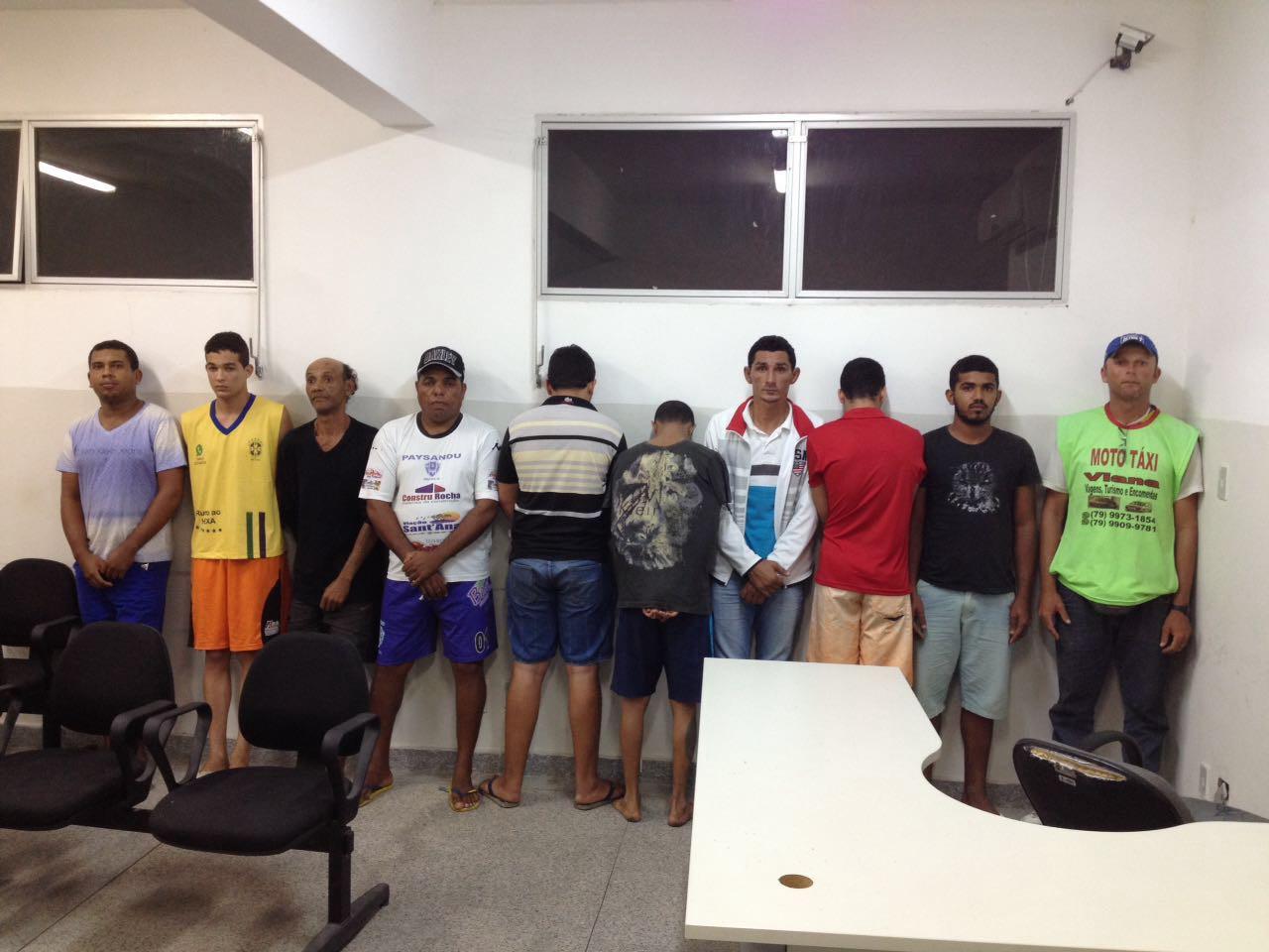 Sergipe – Quadrilha é desarticulada e parte de mercadoria roubada ...