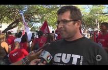 OAB/SE e movimentos sociais realizam protesto contra a PEC 241