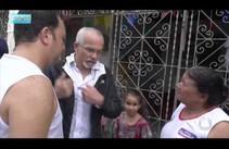 Prefeito de Aracaju visita Avenida Euclides Figueiredo por causa da chuva