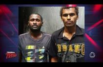 Dupla é presa em Itaporanga suspeita de assalto a microônibus