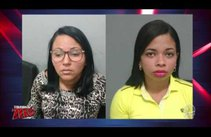 Duas mulheres são presas suspeitas de furto a joalheria em Lagarto