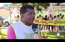 Sindicatos Municipais fazem paralisação na porta da Prefeitura de Aracaju