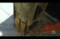 Comunidade denuncia falta de manutenção em poste da iluminação pública de Maruim