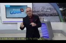 TV Atalaia transmite clássico Sergipe e Confiança dia 14 de Agosto