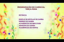 Confira a programação carnavalesca em Sergipe
