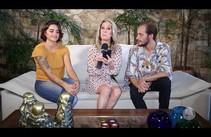 Luca Pinheiro e Vanessa Carraza falam sobre lançamento de peça