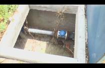 Mais uma caixa d'água da Deso apresenta problemas estruturais
