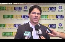 Jurista Luiz Flávio Gomes veio a Sergipe participar de seminário no TCE
